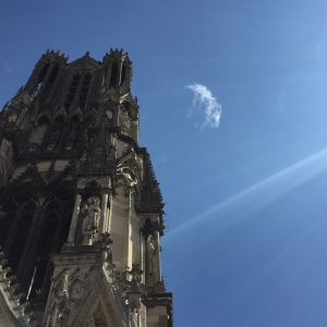 outsidecathedralReims