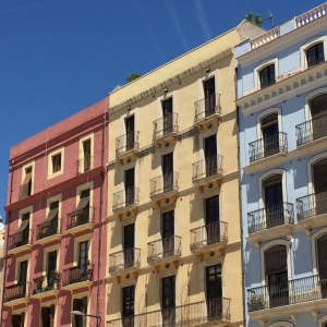 PastelbuildingsTarragona